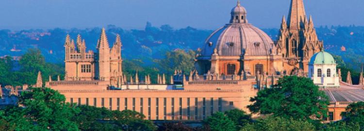 Повністю фінансоване навчання в Оксфорді – це реально!