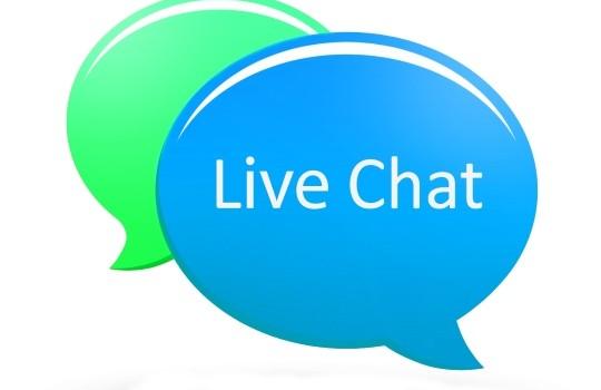 До сайту кафедри прикладної лінгвістики додано функцію Live Chat
