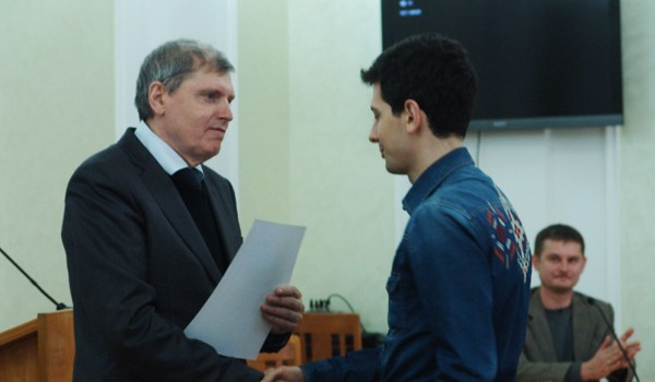 VIVAT Переможцям Всеукраїнської студентської олімпіади з прикладної лінгвістики!