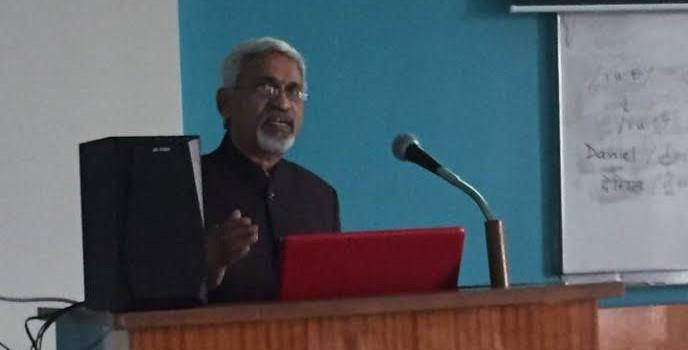 Лекція Сушіла Шарма