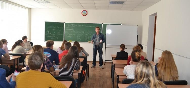 Профорієнтаційна зустріч з учнями ЗОШ м. Берестечка