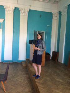 Данильчук Анна
