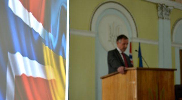 Зустріч з послом Королівства Норвегії