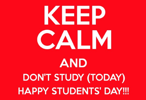 Happy Students Day