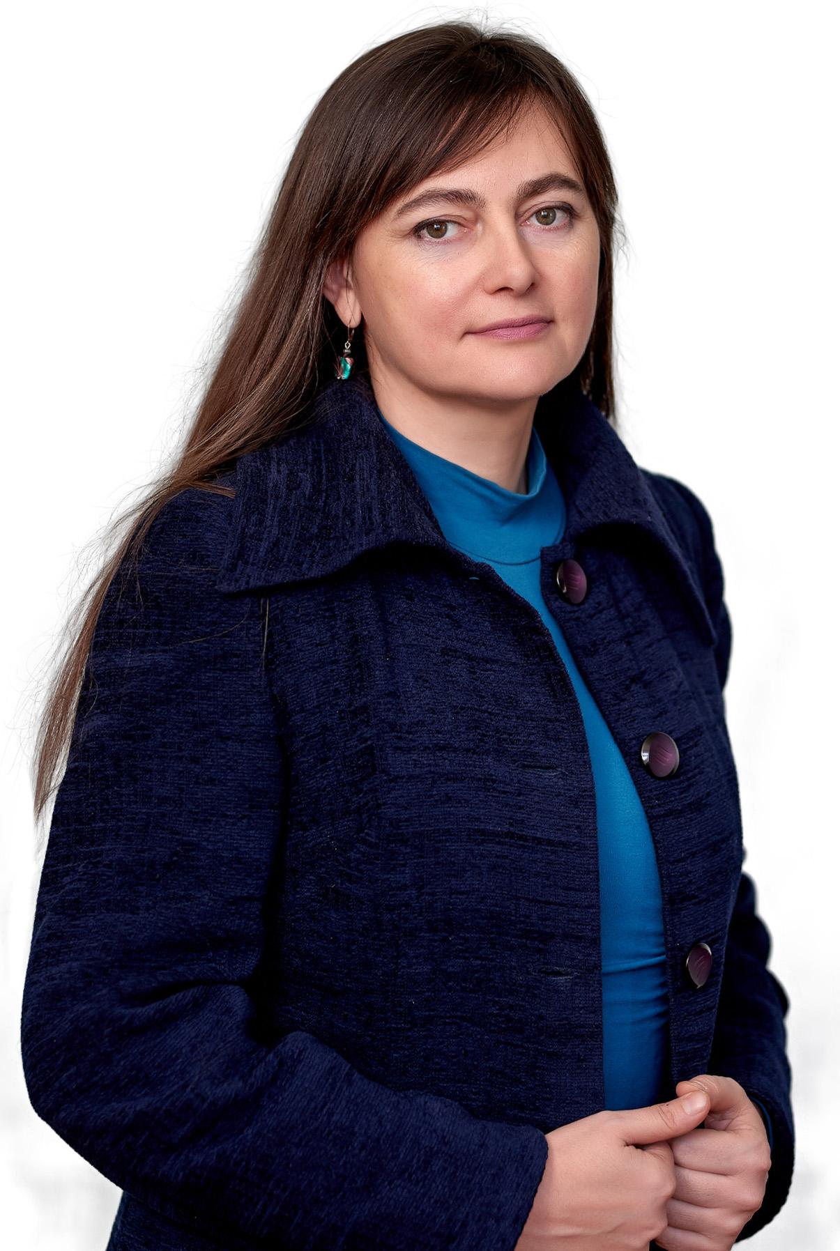 Наталія Добжанська-Найт