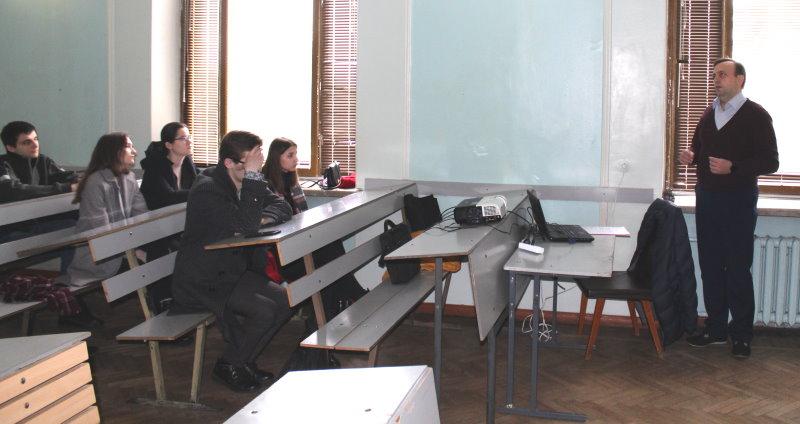 лекція для студентів спеціальності «Прикладна лінгвістика. Переклад і комп'ютерна лінгвістика» з у межах викладання дисципліни «Захист інформації»