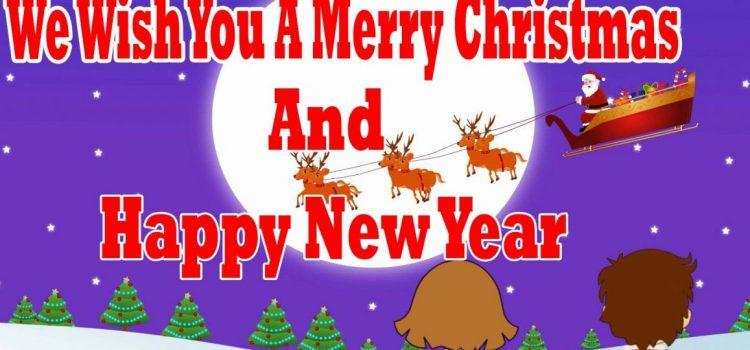 Вітаємо з Новим Роком та Різдвом Христовим!!!