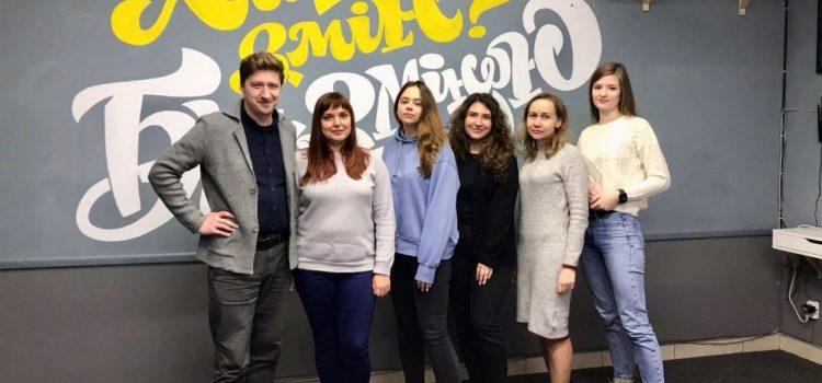Студенти прикладної лінгвістики перекладали для національного молодіжного проекту