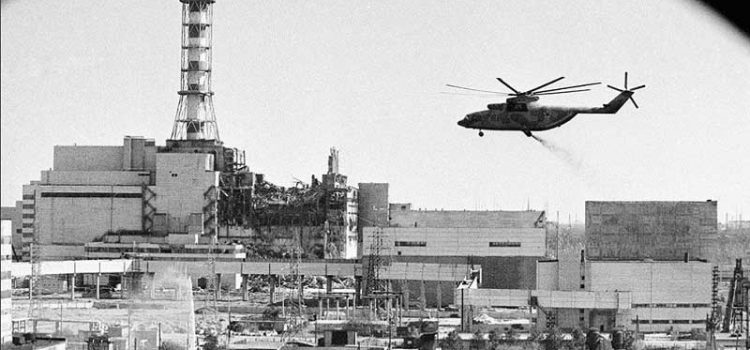 Трагедія Чорнобиля