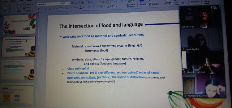 Сучасні мовознавчі студії американських лінгвістів